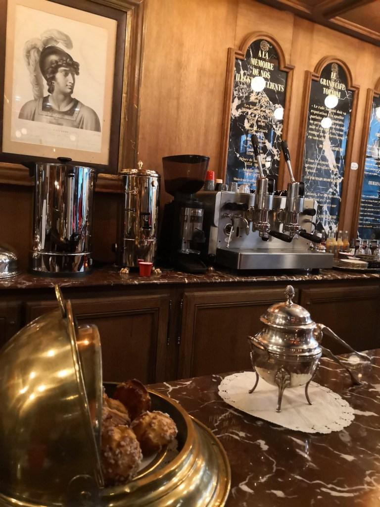 Grand cafe Tortoni