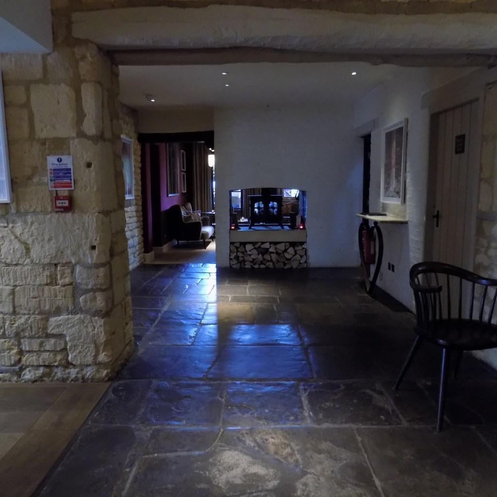 Dormy House lobby