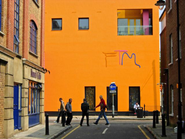 Fashion & Textile Museum, unique museums London