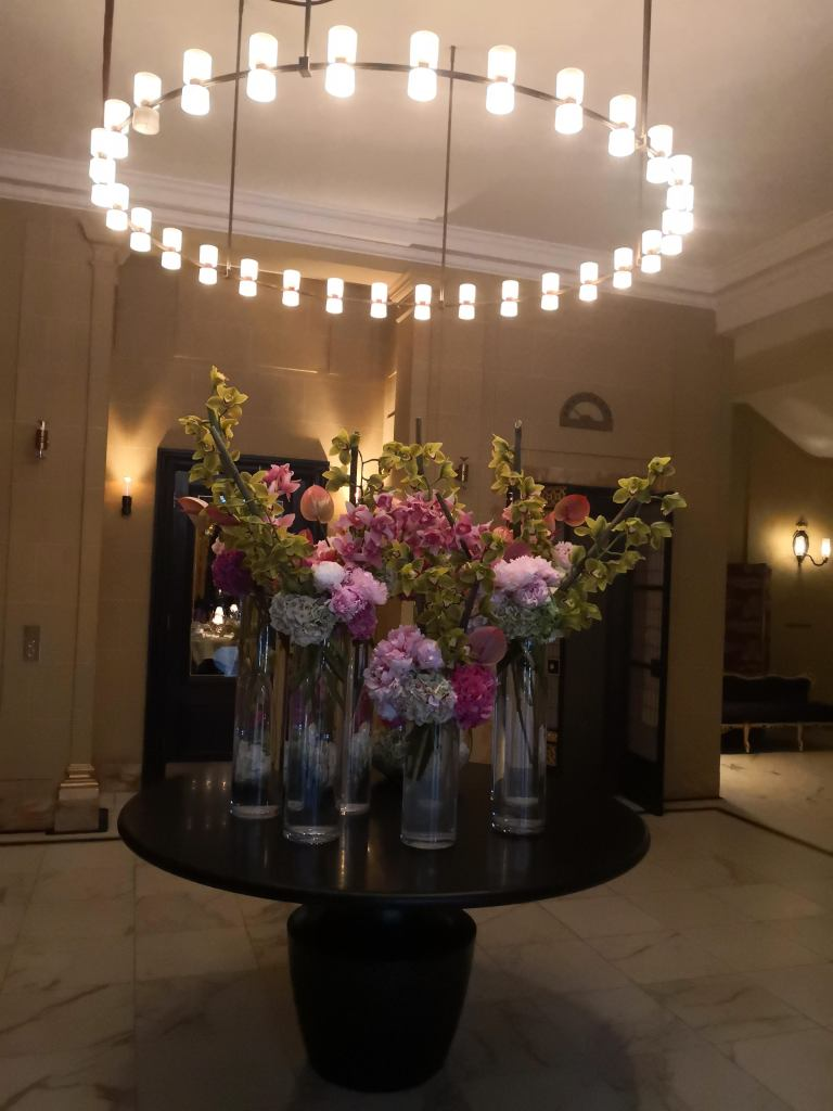 Cafe Royal lobby