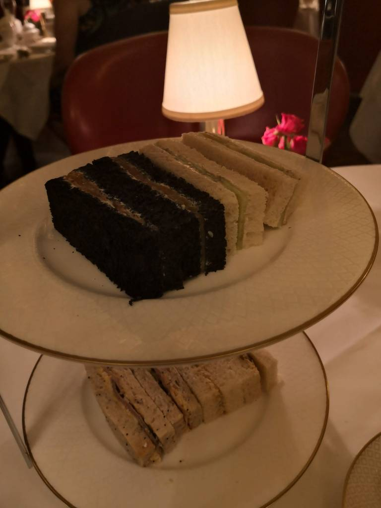 Queen Afternoon Tea sandwiches