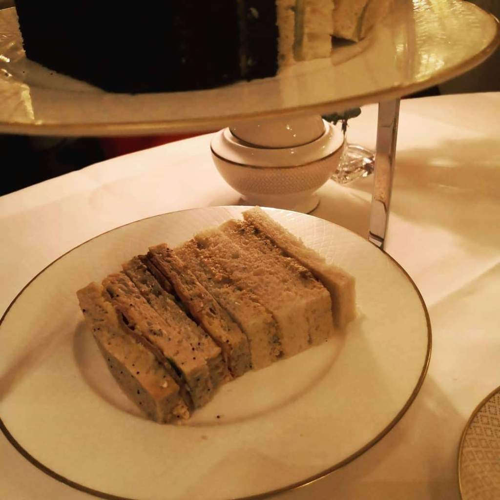 Queen Afternoon Tea sandwiches