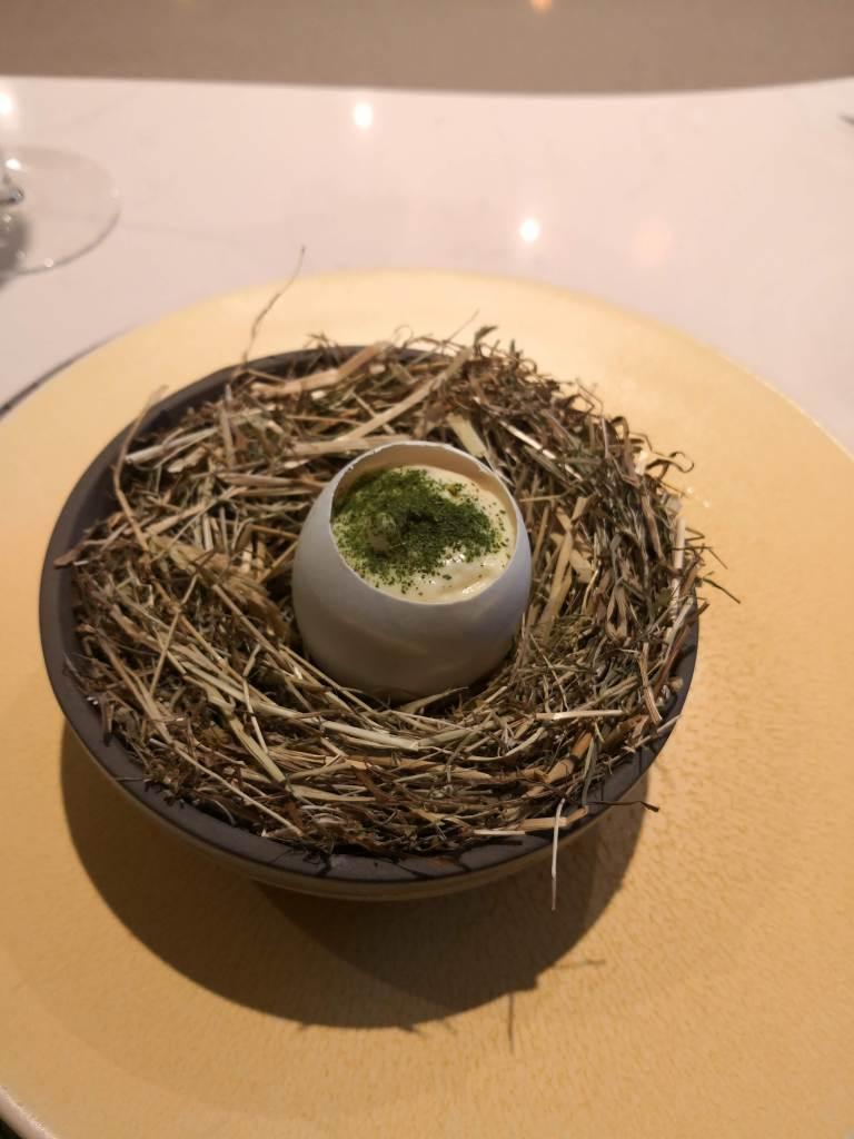 Duck egg starter