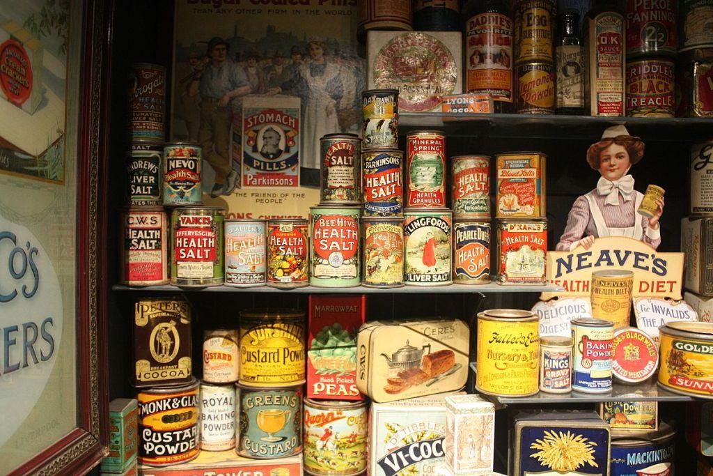 Museum of Brands unique museums London