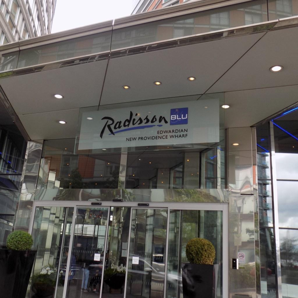 Radisson Blue Edwardian New Providencee Wharf