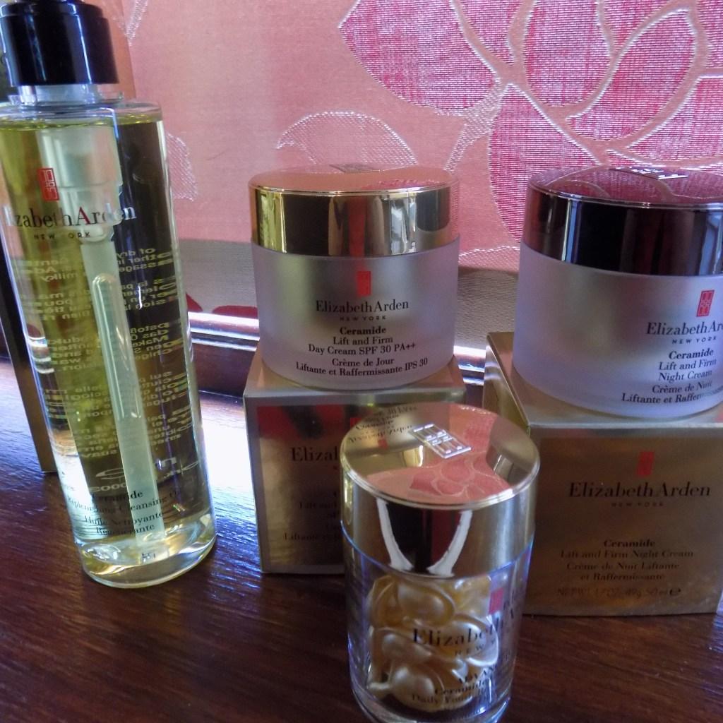 Elizabeth Arden Ceramide moisturisers