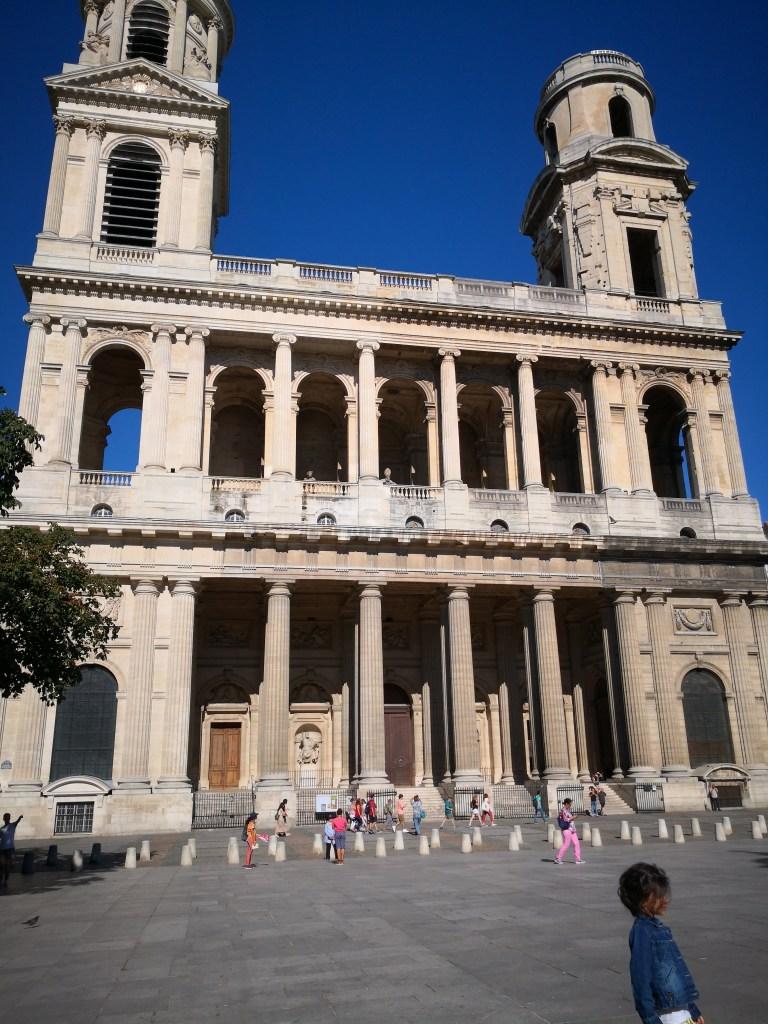 Église Saint-Sulpice Paris Stories 9th July 2019