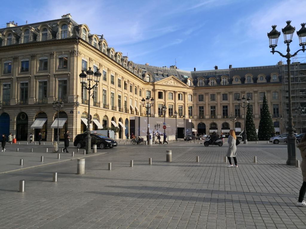 Hotel Westminster Place Vendome