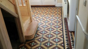 Gallery of Tile Installations | Photos of Victorian Floor Tiles | London Mosaic | Reproducing a