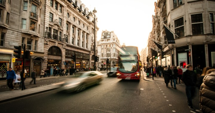 What I learnt about driving in London