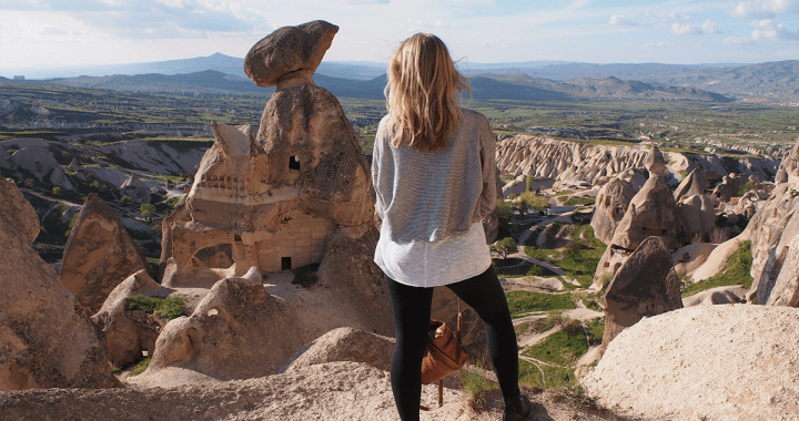 Cappadocia Day One: Red Tour