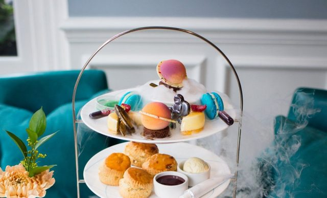 Science Afternoon Tea in London at Ampersand Hotel