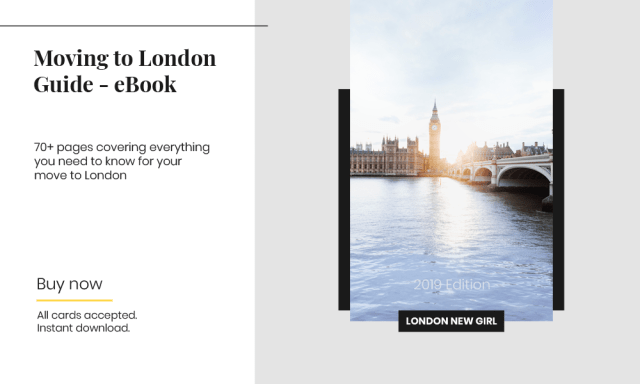 moving to London ebook guide