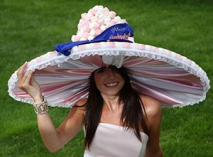The Royal Wedding What Is It About English Hats