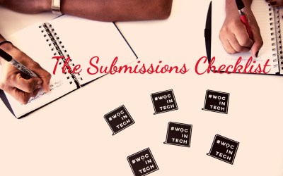 The Submissions Checklist