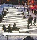 Leicester Square Gardens wird zum Eventgarten