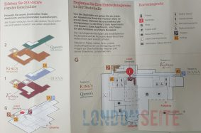 Kensington Palace Karte