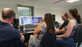 Studio Mix - London Songwriters Summer Camp