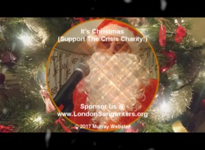 It's Christmas (Support The Crisis Charity)