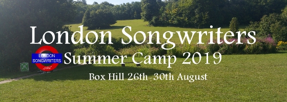 London Songwriters Summer Camp 2019