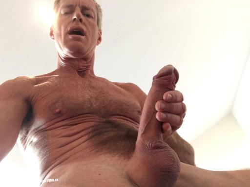 inches mag silver bear daddy god cock divine