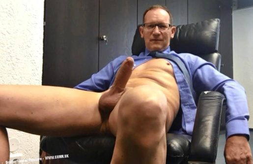 inches man business dad erect