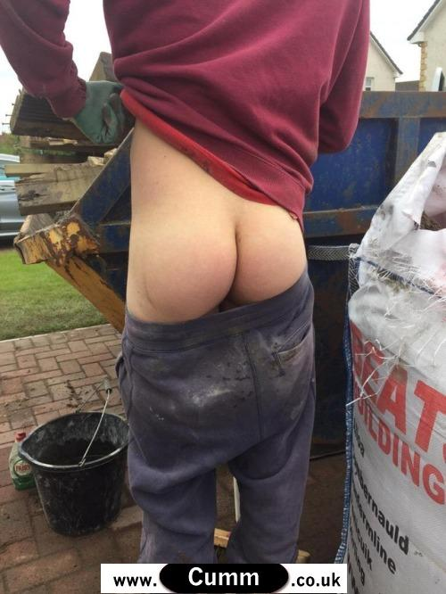 workman sexy bubble n butt