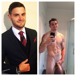 sexy bloke Mindful Masturbation 4 business men in london