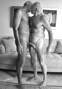 over-50-nude-senior-men-kissing-with-erections