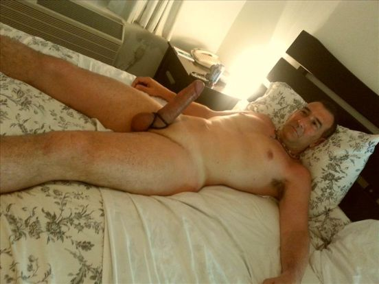 gise silver dad erect in bed