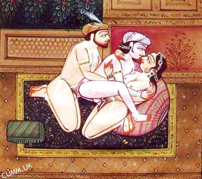 Did homosexuality really exist in ancient India?