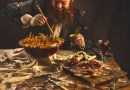 Dinner With The Twits – Feasting at The Vaults – Open until 30th October 2016