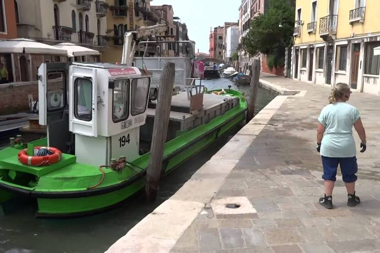 Bins By Boat