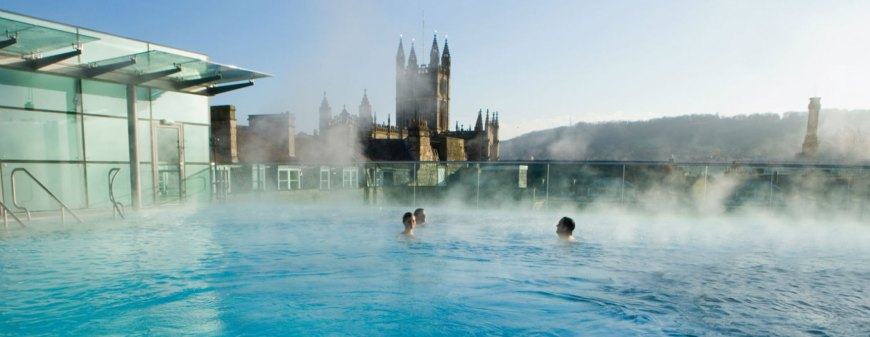 Bath SPA e Oxford