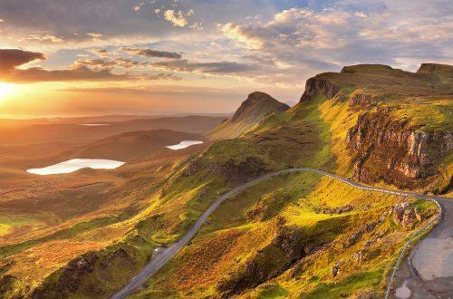 Passeios na Escocia