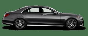 Mercedes Saloon