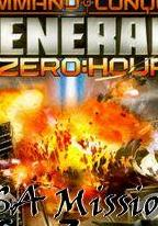 HD Decor Images » USA Mission 7 for Zero Hour map level Command and Conquer  Generals     Box art for USA Mission 7 for Zero Hour