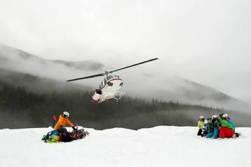 heliboarden, chicky clinics, heli boarding