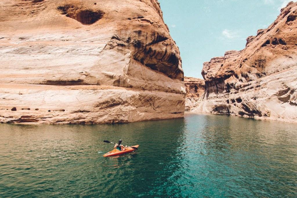canyon lake powell