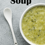 Surprisingly flavorful, this creamy soup is a healthy way to use up your greens. Maybe you had a bountiful lettuce harvest this year? Or maybe there's a bag of greens in your fridge that are past it's prime? Lettuce soup is the perfect trick! It's a delicate base that can be spiced up and easily made vegan or keto. The kids won't even know they're eating lettuce!