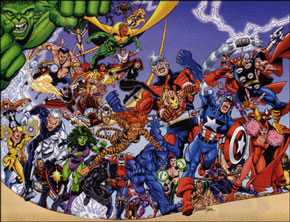 The Marvel Avengers