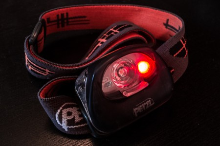 Petzl Headlamp