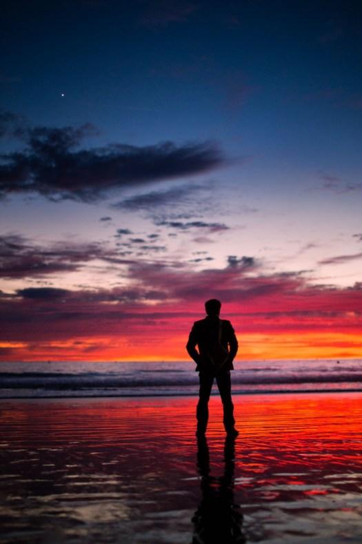 Canon EOS 6D Santa Monica Sunset
