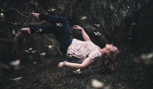 Canon EOS 6D Wake Levitation