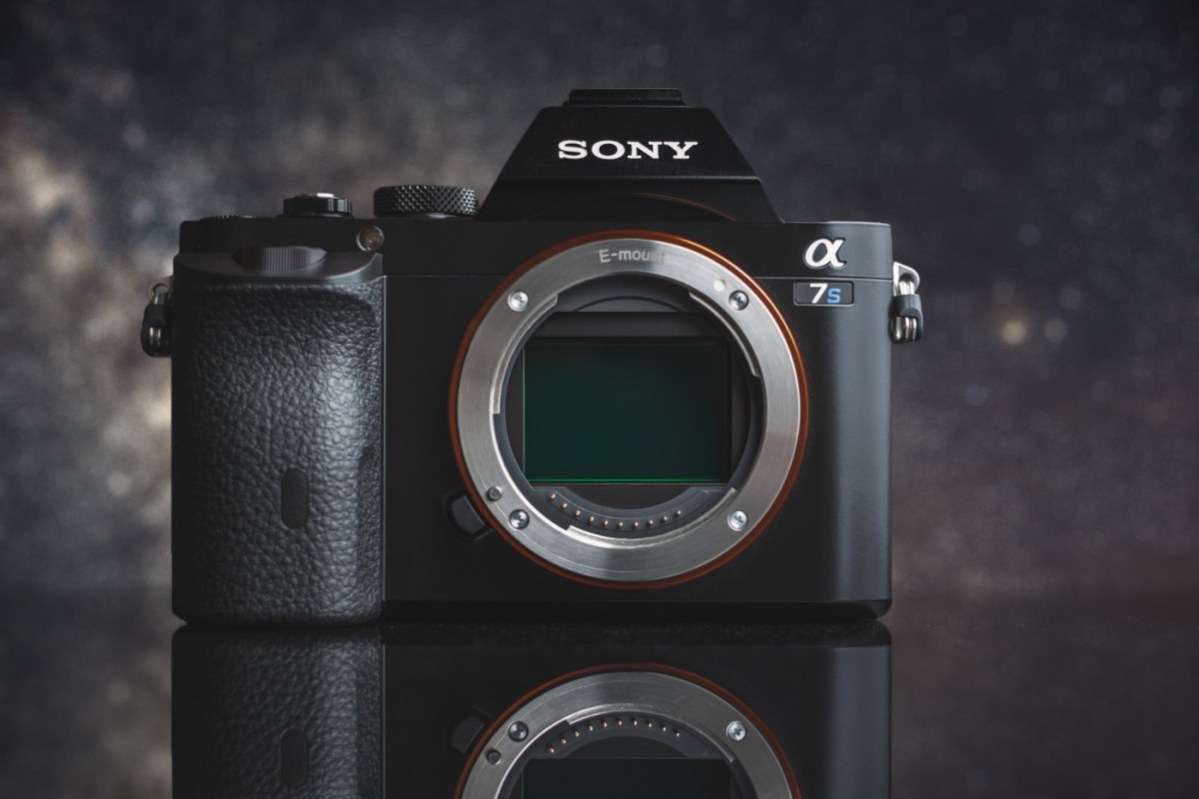 Sony A7s Astrophotography Review Lonely Speck