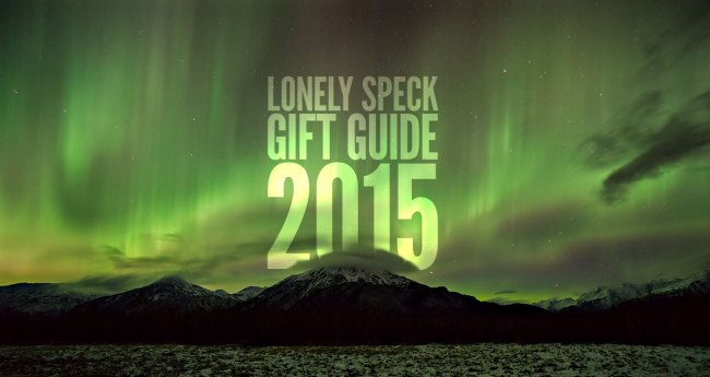Lonely Speck Gift Guide 2015