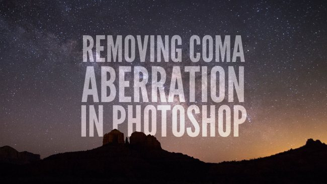 remove-coma-aberration-in-photoshop