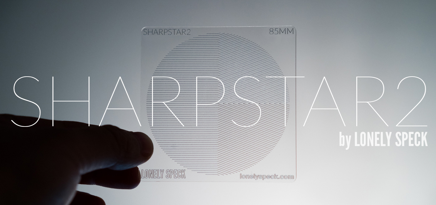 SharpStar2 Precision Focusing Tool for Astrophotography by Lonely Speck