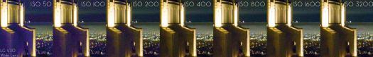 LG V320 ISO Invariance Test (Wide Angle Lens Camera)