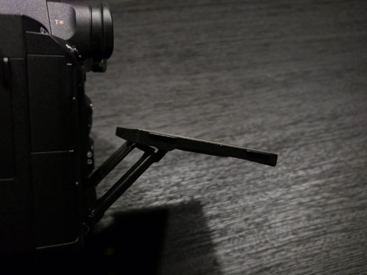 Sony a7III Tilt LCD